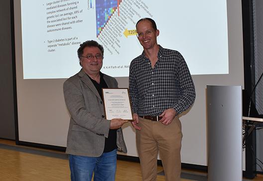 Bild der Veranstaltung: Düsseldorf Diabetes Lectures – Prof. David Savage