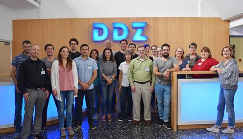 Teilnehmerinnen und Teilnehmer des Rainbow-Workshops 2018