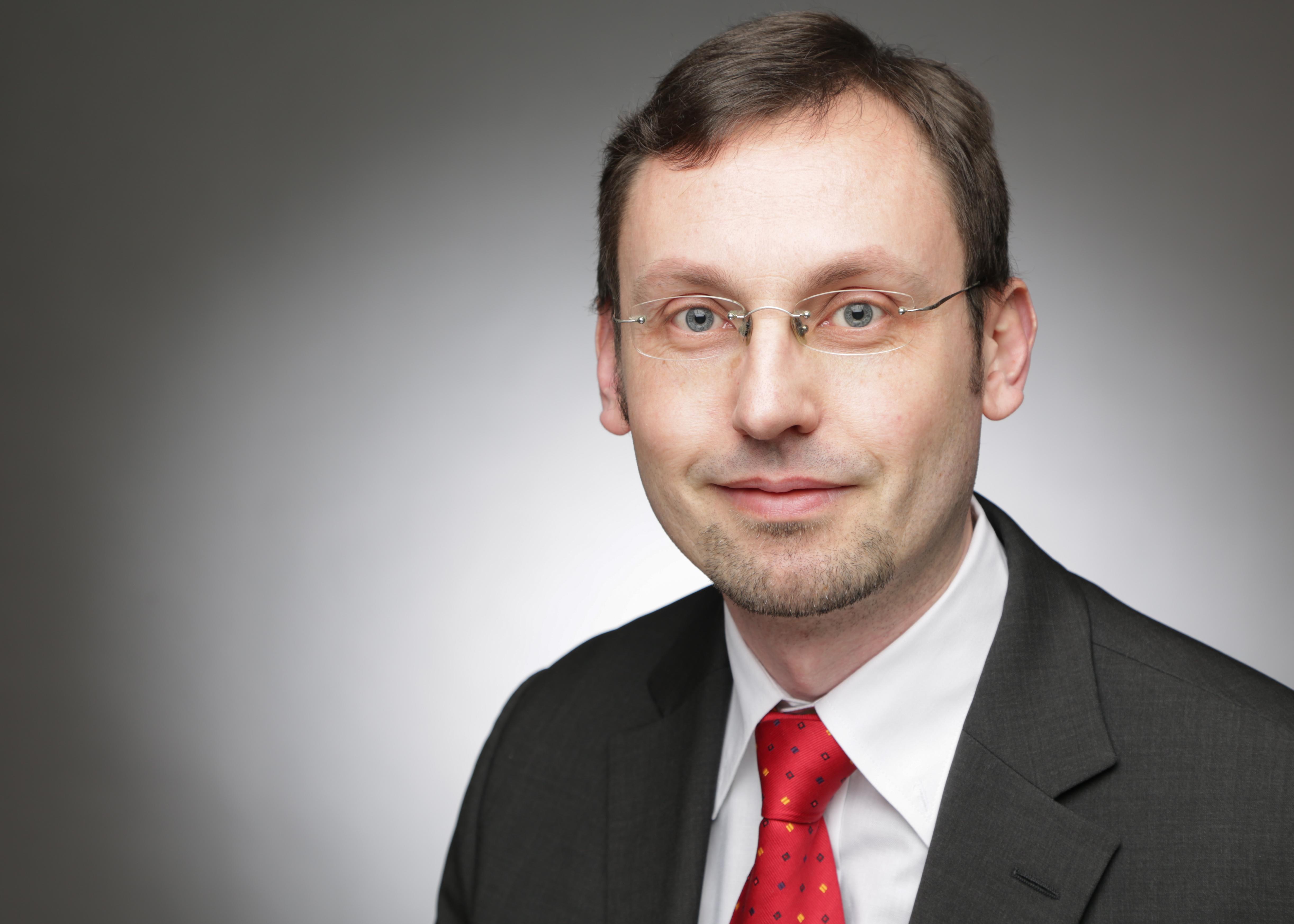 Portraitbild von Prof. Dr. Christian Herder