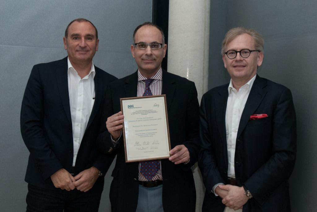 Bild der Veranstaltung: Düsseldorf Diabetes Lectures – Prof. Nikolaos Papanas