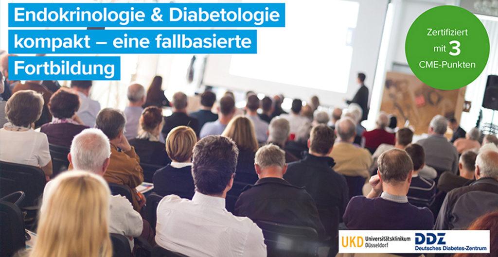 Bild der Veranstaltung: Endokrinologisch-diabetologische Fortbildungsveranstaltung der Universitätsklinik für Endokrinologie und Diabetologie