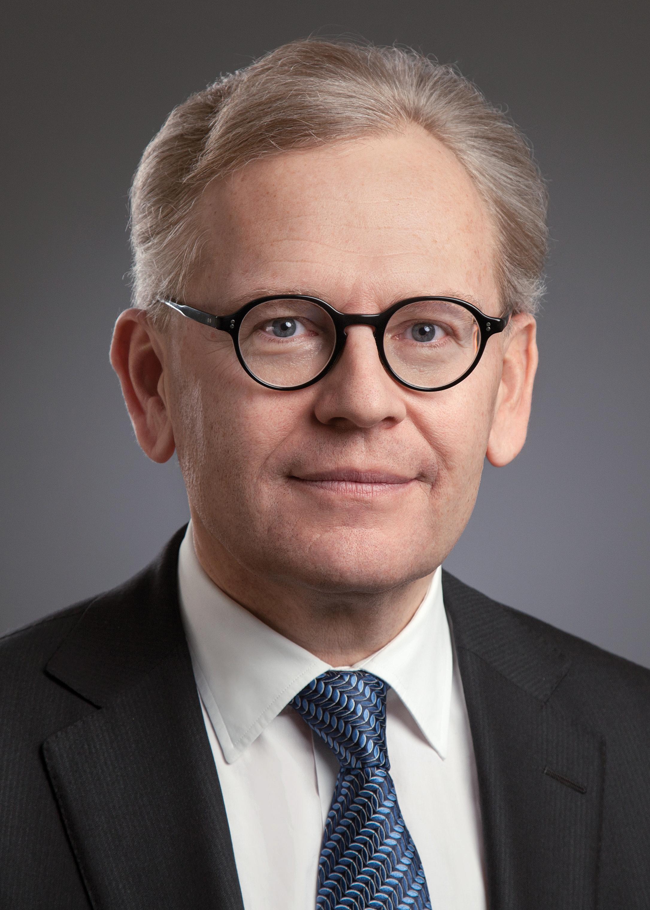 Portraitbild von Prof. Dr. Michael Roden