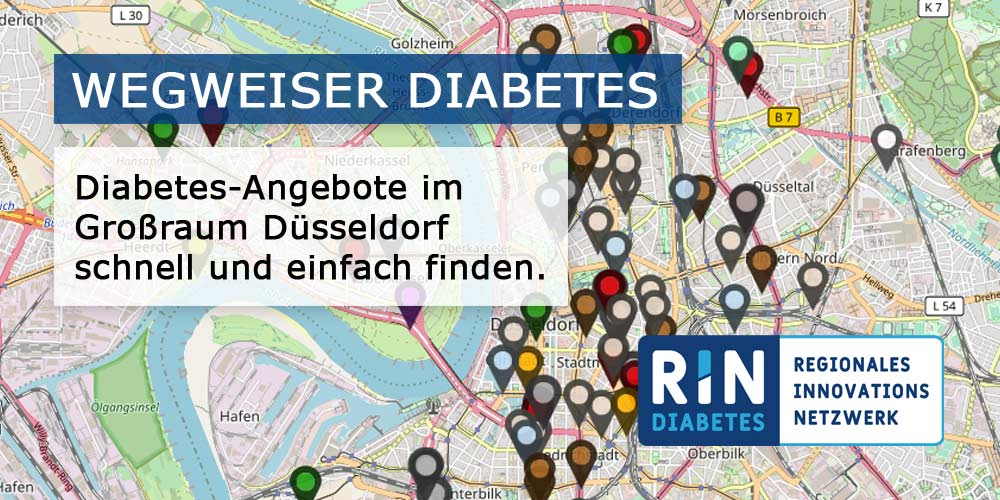 RIN Diabetes-Wegweiser