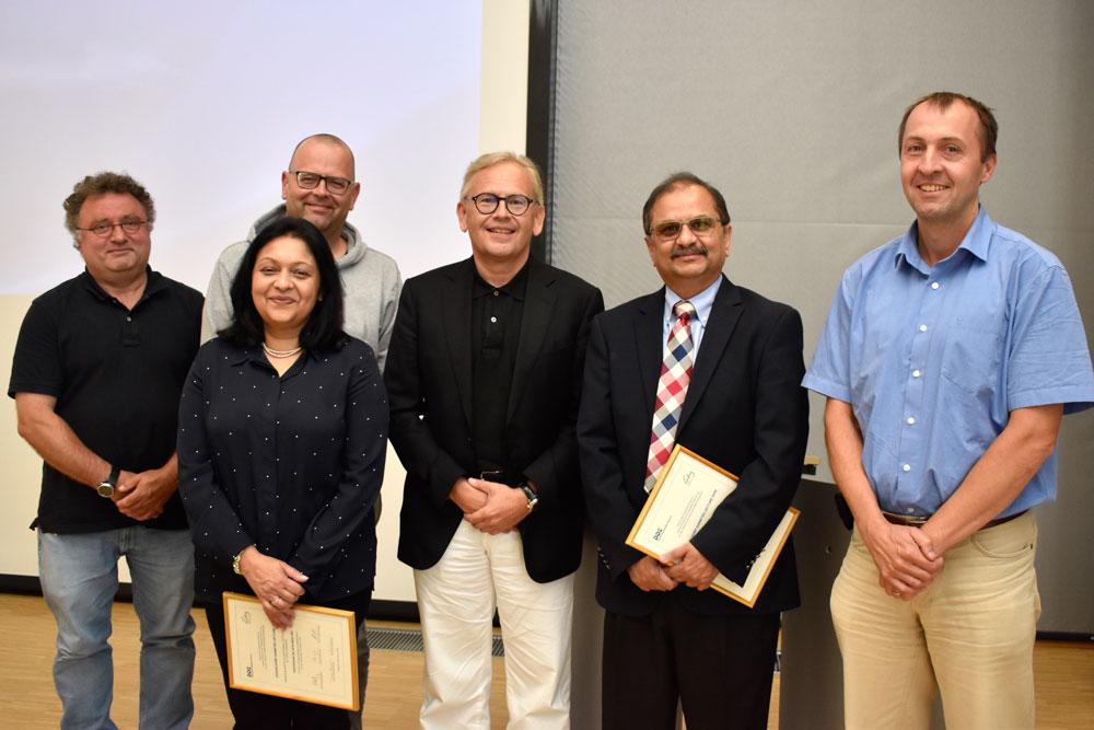 Bild der Veranstaltung: Düsseldorfer Diabetes Lecture – Prof. Dr. Rita Basu & Prof. Dr. Ananda Basu
