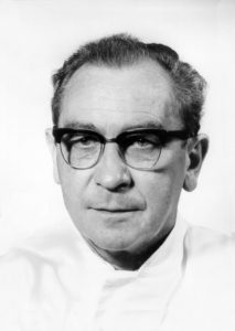 Dr. med. Karl Oberdisse,  Gründer der Gesellschaft zur Förderung der Erforschung der Zuckerkrankheit e.V.
