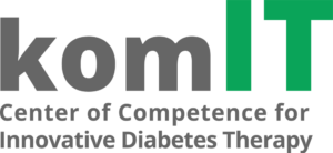 Logo des Center of Competence for Innovative Diabetes Therapy