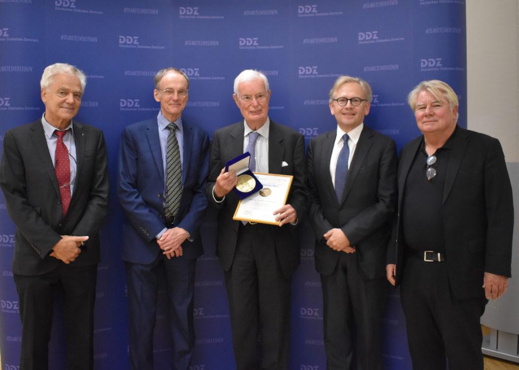 Bild der Veranstaltung: Preisverleihung Von Mering Goldmedaille 2018