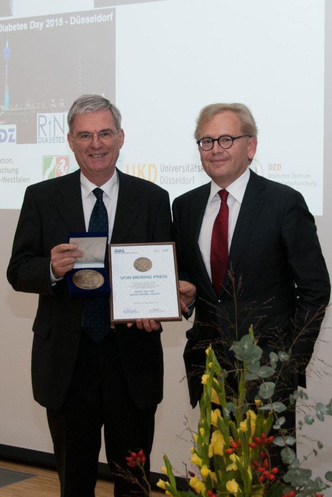 Bild der Veranstaltung: Preisverleihung Von Mering Goldmedaille 2017